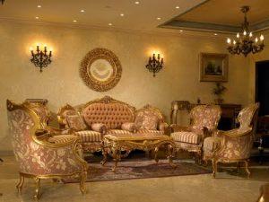 Kursi Set Sofa Tamu