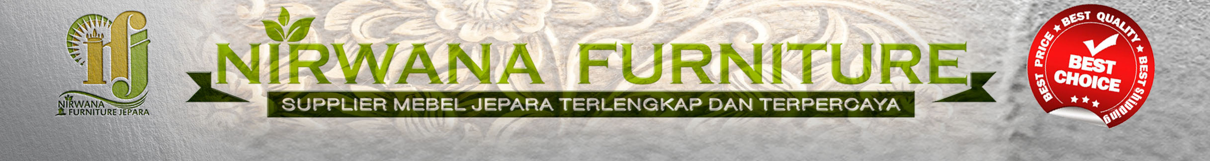Nirwana Furniture | Mebel Jepara | Furniture Jepara