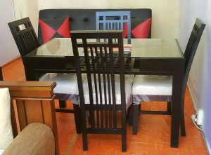 Meja Makan Balero Minimalis | Nirwana Furniture