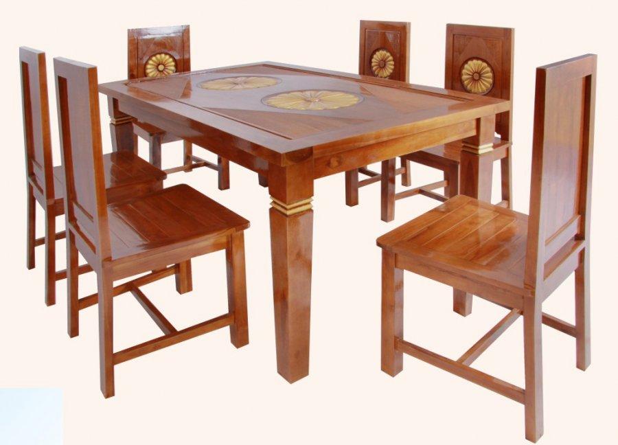 88 Koleksi Model Kursi Kayu Untuk Meja Makan Terbaik