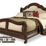 jual tempat tidur bagong kayu jati jepara