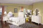 Tempat Tidur Set Anak Perempuan