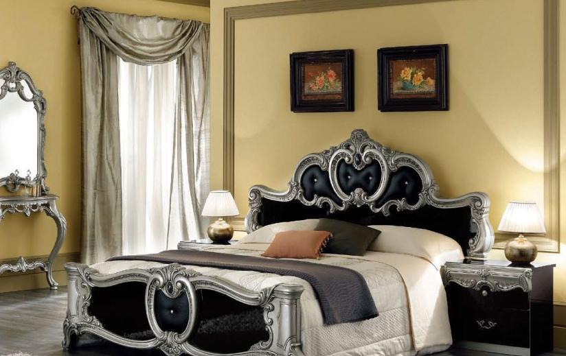 Tempat Tidur Set Mahkota | Nirwana Furniture