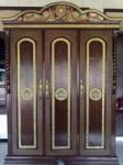 Lemari Baju Model Rahwana 3 Pintu