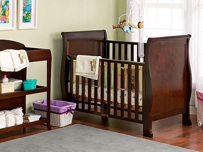 Desain Box Bayi Kayu | Nirwana Furniture