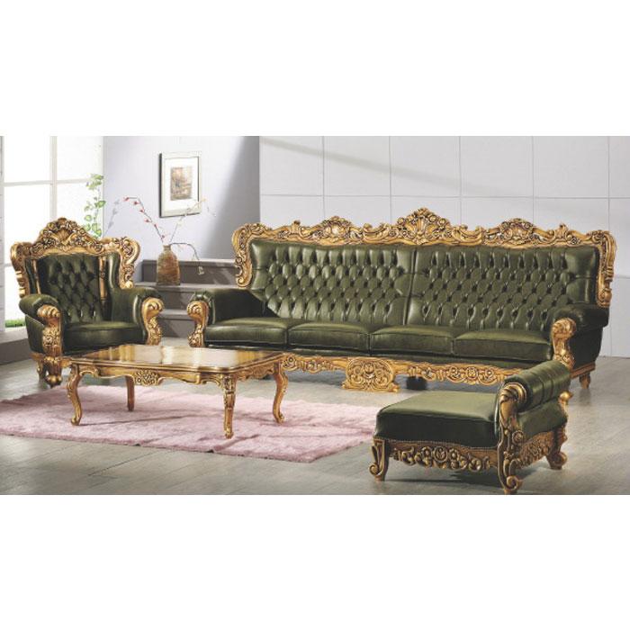 kursi tamu sofa baroque model klasik