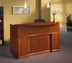 Meja Kantor Receptionist | Nirwana Furniture