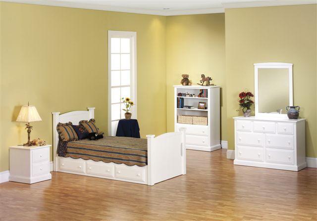 tempat tidur anak minimalis | nirwana furniture
