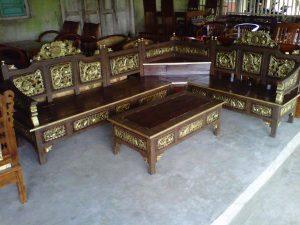 Kursi Sudut Matahari | Nirrwana Furniture