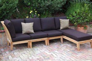 Kursi Sudut Santai | Nirwana Furniture