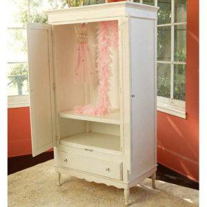 Lemari Pakaian Anak Cat Duco | Nirwana Furniture