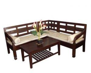 Kursi Tamu Sudut | Nirwana Furniture