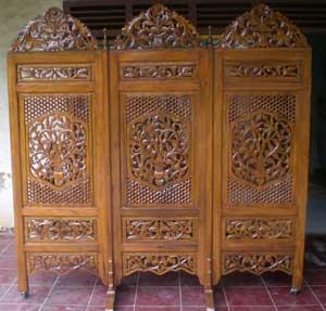 Sketsel Ukir Motif Mawar | Nirwana Furniture