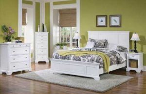 Set Tempat Tidur Dewasa Duco | Nirwana Furniture