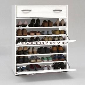 Rak Sepatu Pajangan Dinding | Jual | Harga | Mebel Jepara | Nirwana ...