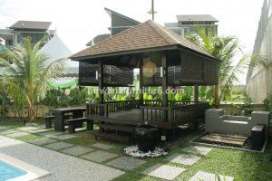 Gazebo Minimalis Modern | Nirwana Furniture