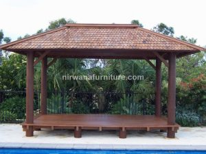 Gazebo Bali | Nirwana Furniture