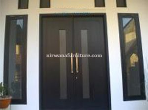 Pintu Rumah Minimalis Dof | Nirwana Furniture