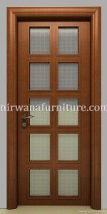 Pintu Rumah Minimalis Modern | Nirwana Furniture