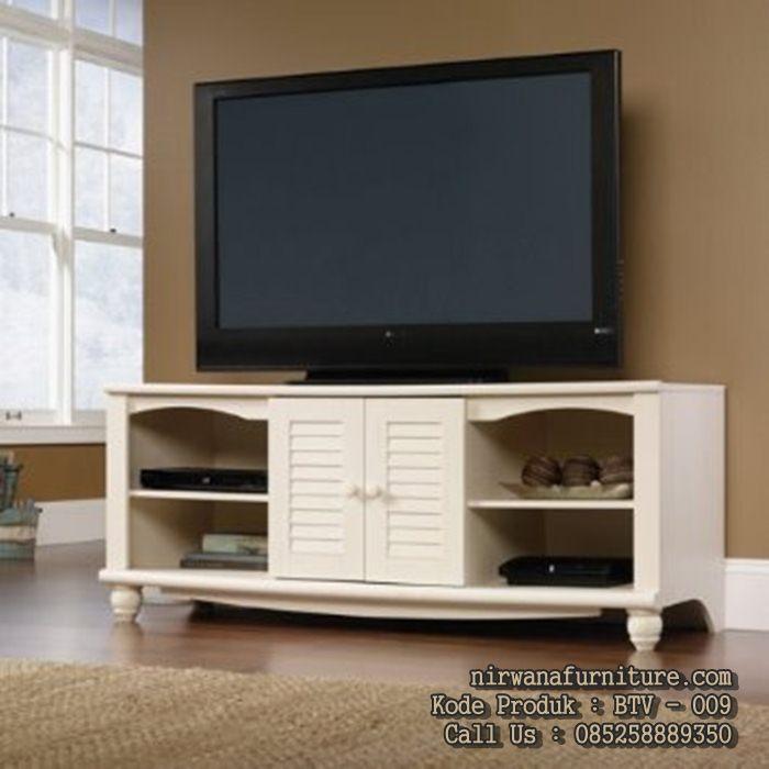 meja bufet tv sederhana