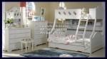 Set Tempat Tidur Anak Perempuan Model Susun
