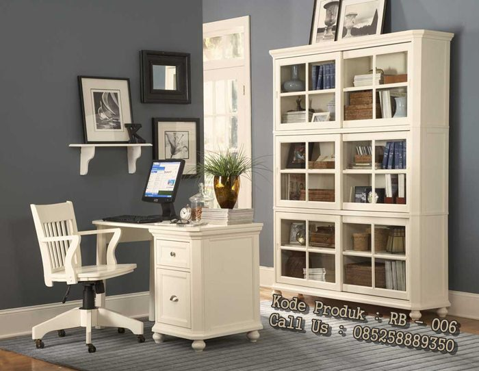 rak buku meja kantor