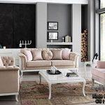 Kursi Sofa Ruang Tamu Mediterania