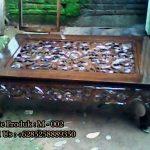Meja Tamu Ketapang Kayu Jati