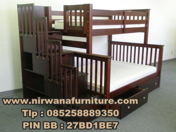 Tempat Tidur Minimalis Susun - Desain Tempat Tidur minimalis Susun - Jual Tempat Tidur Minimalis Susun