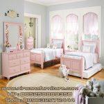 tempat tidur anak kembar