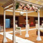 Pergola Dekorasi Pernikahan
