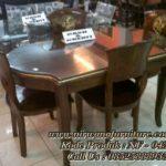 Meja Makan Kipas Untuk Café Dan Restoran