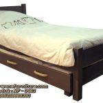 Tempat Tidur Anak Model Sorong