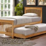 Tempat Tidur Anak Model Sorong Minimalis