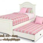 tempat-tidur-sorong-model-klasik