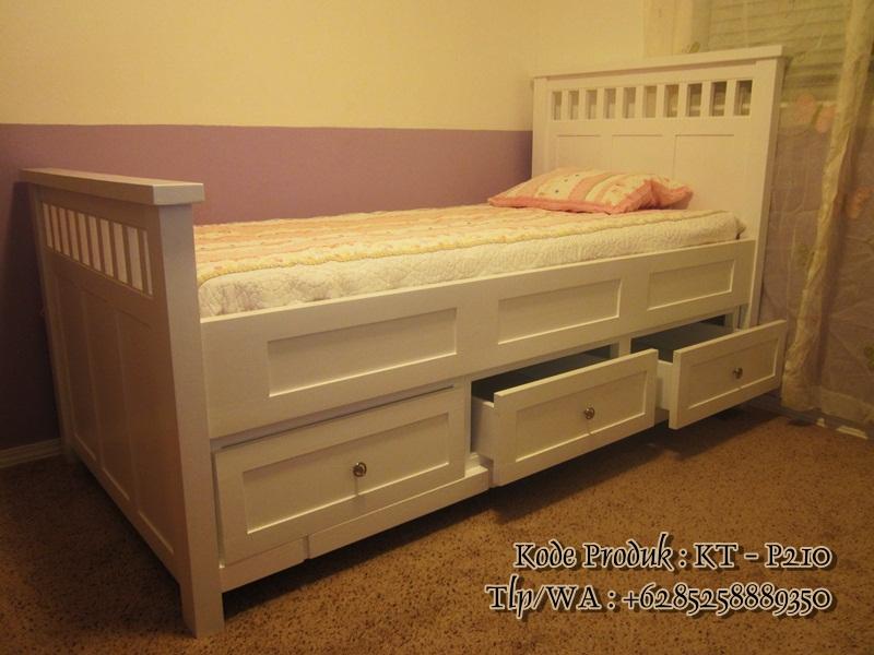 harga-tempat-tidur-anak-model-sorong-laci-minimalis