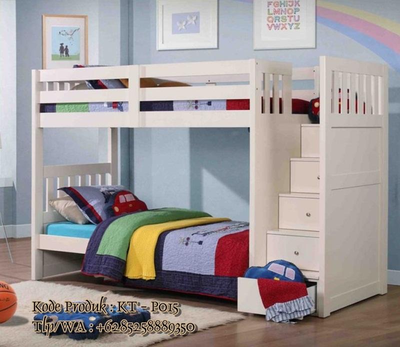 tempat tidur bertingkat untuk anak