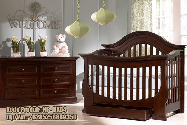 box-bayi-kayu-jati-model-mewah