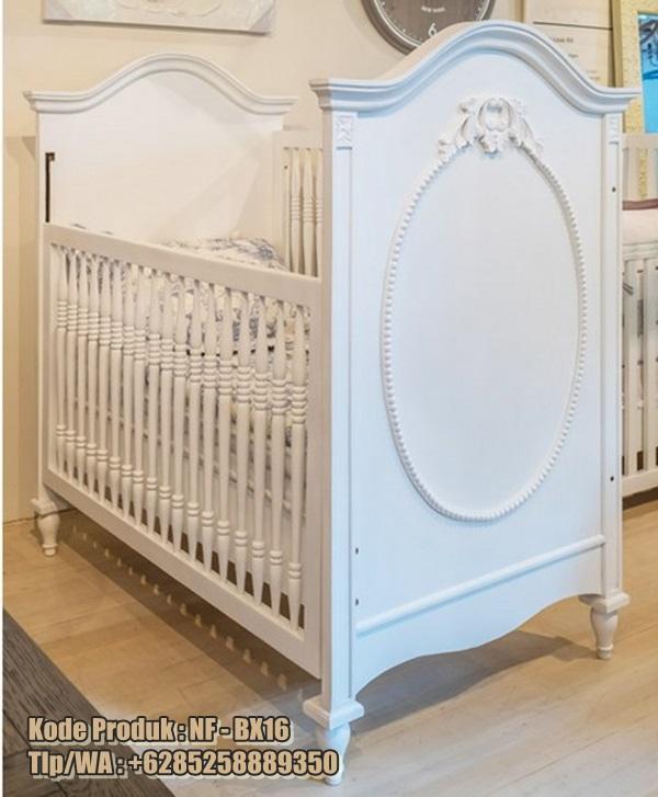 tempat-tidur-bayi-cat-duco-model-klasik-jepara