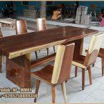 meja-makan-minimalis-kayu-utuh